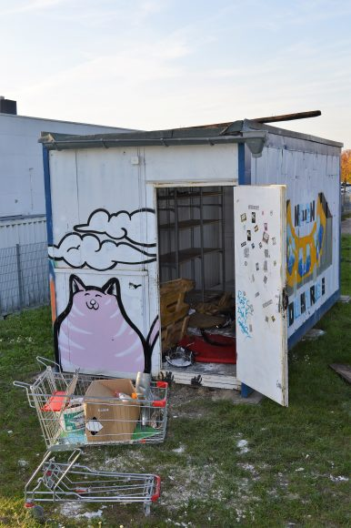 Nauen: Vandalismus im Skater-Park sorgt für großen Unmut
