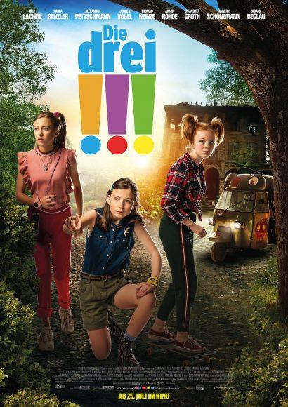 Kino-Filmkritik: Die drei !!!