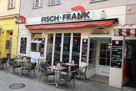 Bei Fisch-Frank in der Spandauer Altstadt