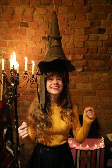 Magischer Abend mit Harry Potter und Butterbier: Speisen in Hogwarts