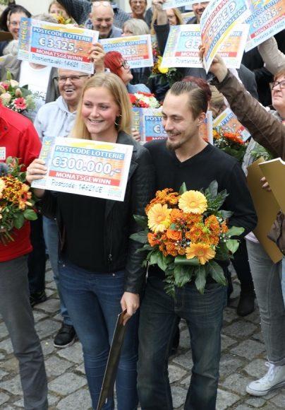 """Alles Gewinner: Schönwalde-Glien gewinnt 600.000 Euro bei der """"Deutschen Postcode Lotterie"""""""