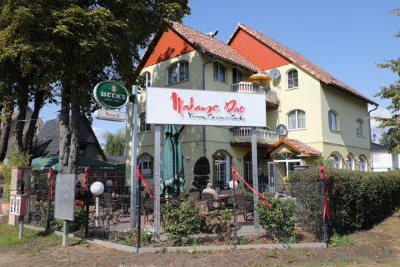Neu in Falkensee: Vietnamesische Küche bei Madame Dao in der Spandauer Straße!