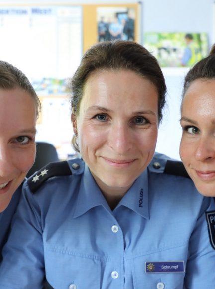 Die Präventionsseiten der Polizei: Folge 6 – Revierpolizisten im Havelland / Karriere machen bei der Polizei