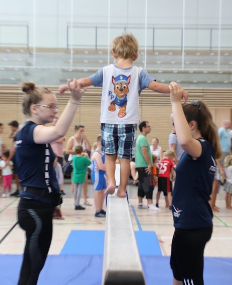 TSV Trainingsstart 2019: Viele neue Sportarten gibt es!
