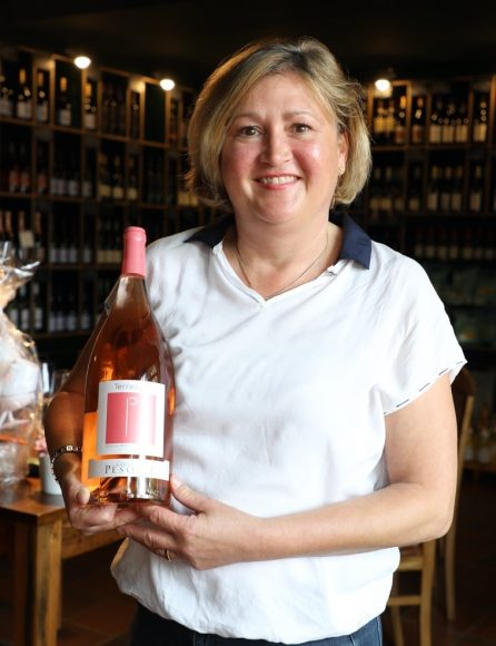 10 Jahre Weinzone in Falkensee: Persönliche Weinberatung von Andrea Ziesemer!