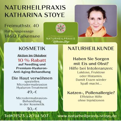 Besuchen Sie jetzt https://www.naturheilpraxis-stoye.de