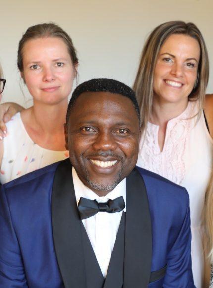 Ein Herz für Kinder: Dr. Titus Sabi betreibt eine kinder-kardiologische Praxis im Havelland!