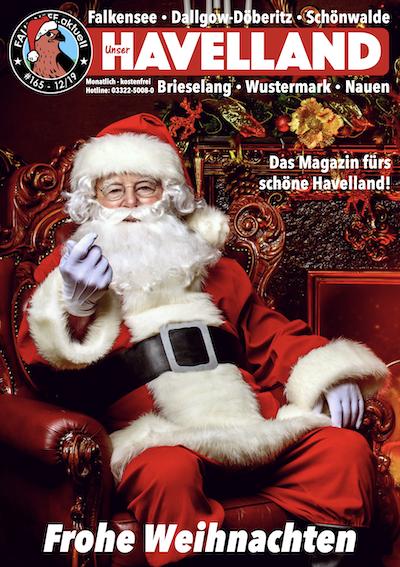Heft 165 – XMas Cover