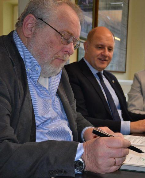 Gesamtschulneubau in Brieselang: Vertrag unter Dach und Fach