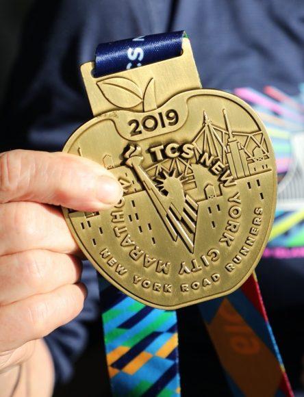 Interview und Retrospektive: Viele Falkenseer waren beim New York Marathon mit dabei!