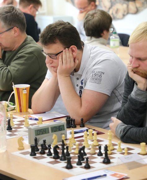 XIII. Falkenseer Open: 97 Schach-Spieler vor Ort im ASB!
