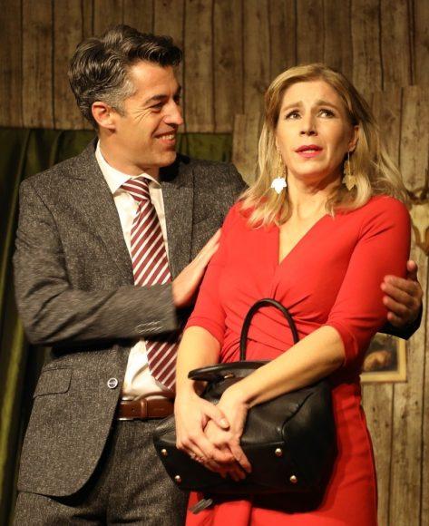 """Theater im Bürgerhaus Finkenkrug: """"Zum Verlieben, dieser Fisher!"""""""