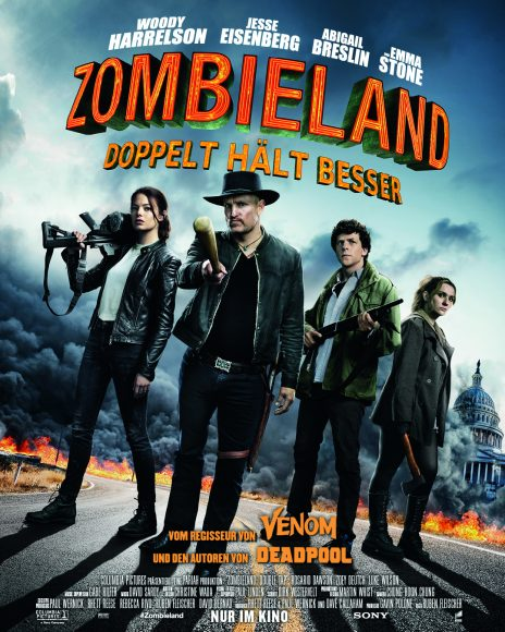 Kino-Filmkritik: Zombieland: Doppelt hält besser