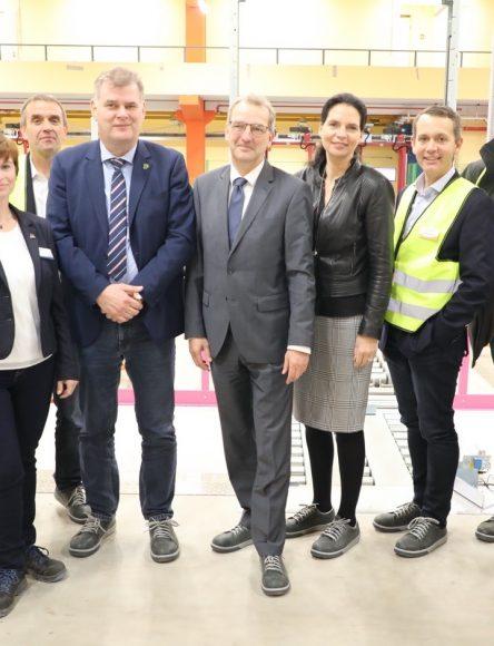 dm-Verteilzentrum in Wustermark startet im 1. Quartal 2020!