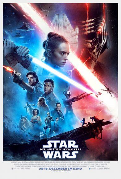 Kino-Filmkritik: Star Wars 9: Der Aufstieg Skywalkers