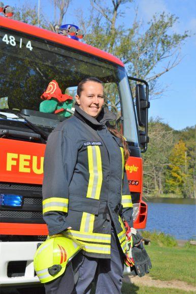 Nauen – Feuerwehr mit Gesicht – Marie-Christin Wegner