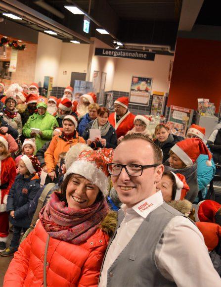 Nauen: Weihnachtswette für den guten Zweck