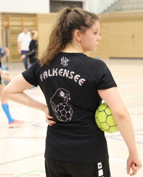 Gewonnen in Falkensee: 1. Frauenmannschaft des HSV 04 e.V. lud zum Heimspiel!