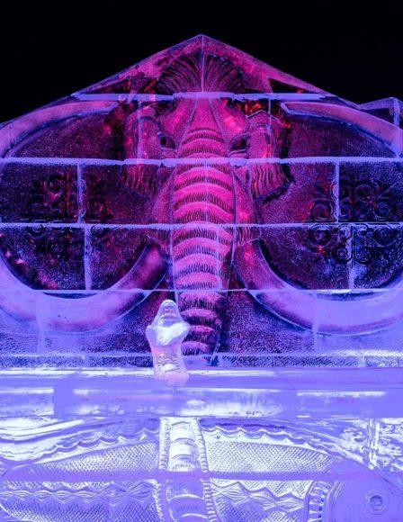 5. Eiswelt Elstal: Auf gefrorenen Wegen durch Asien