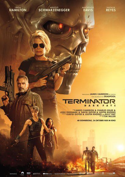 Kino-Filmkritik: Terminator: Dark Fate