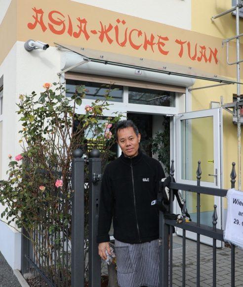 Falkensee: Tuan ist endlich wieder da!