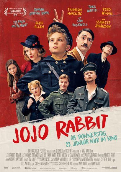 Kino-Filmkritik: JoJo Rabbit