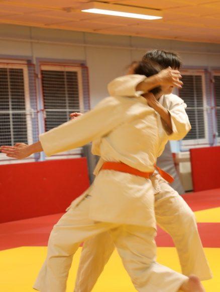Beim Aikido in Falkensee: Kampfkunst ohne eigene Angriffstechnik!