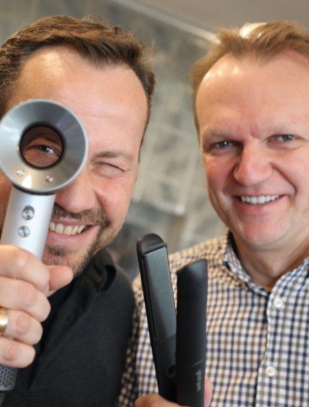 Falkenseer Friseurgeschäft imaro benennt sich um: Lars Cordes kommt!