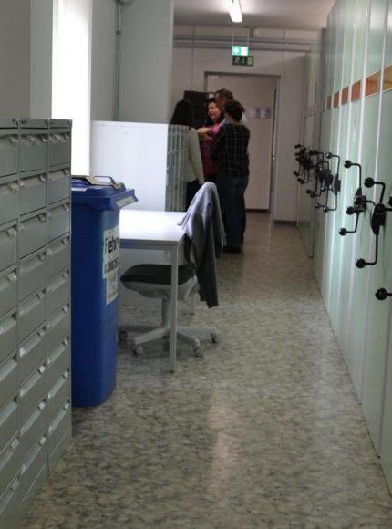 Gedächtnisstütze: Verwaltung Brieselang baut Gemeindearchiv auf