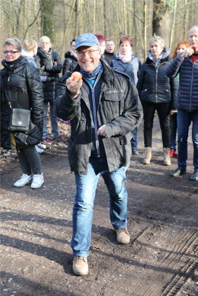 1. FALKENSEE. aktuell Boßel-Turnier im Kronprinz: Boßeln & Eisbein!