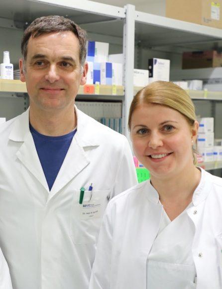 Achtung, Resistenzen: Neues Expertenteam in den Havelland Kliniken!