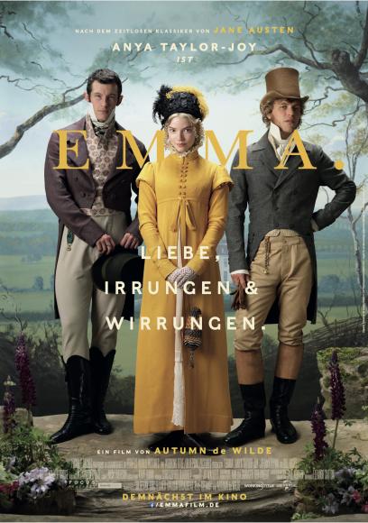 Kino-Filmkritik: EMMA