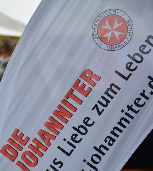Johanniter stellen aufgrund der Corona-Pandemie Mitgliederwerbung ein: Warnung vor falschen Spendensammlern
