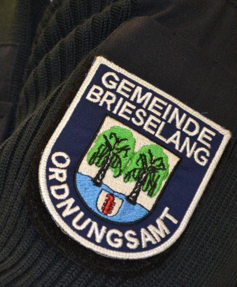 Brieselang: Ordnungsamt kontrolliert Durchsetzung der Landesverordnung