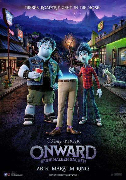 Kino-Filmkritik: Onward – Keine halben Sachen