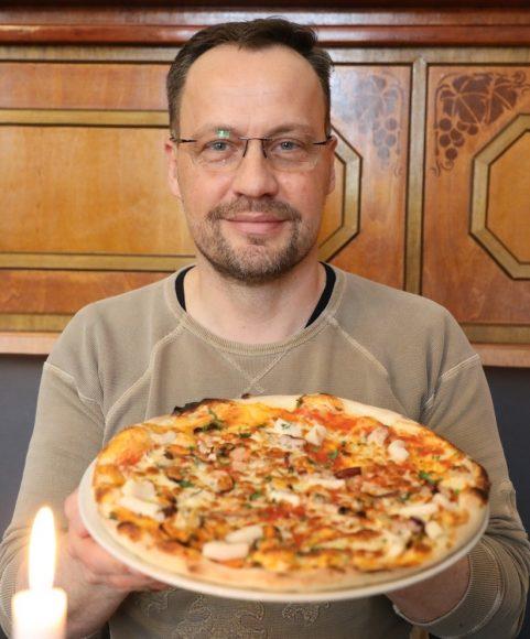 Mittagstisch: Im Da Enzo in Falkensee gibt es eine große Auswahl!