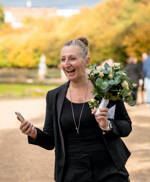 Daniela Richter aus Falkensee: Nachhaltige Hochzeiten liegen im Trend!