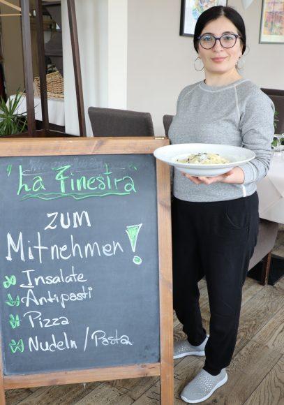 Abholdienste in Corona-Zeiten: Hausgemachte Pasta und georgische  Spezialitäten im La Finestra!
