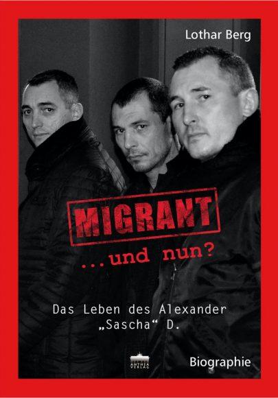 """Alexander """"Sascha"""" Dik aus Falkensee: Schonungslos offen – ein Russlanddeutscher schreibt seine Autobiografie!"""