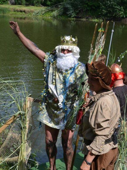 Bredower Teichfest findet nicht statt