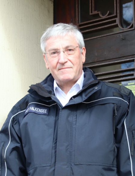 Auf ein Corona-Wort: Im Gespräch mit  Falkensees Bürgermeister Heiko Müller!