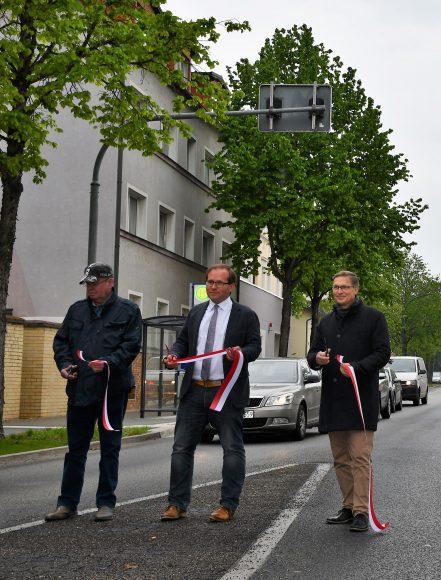 Nauen: Hamburger Straße für Verkehr freigeben