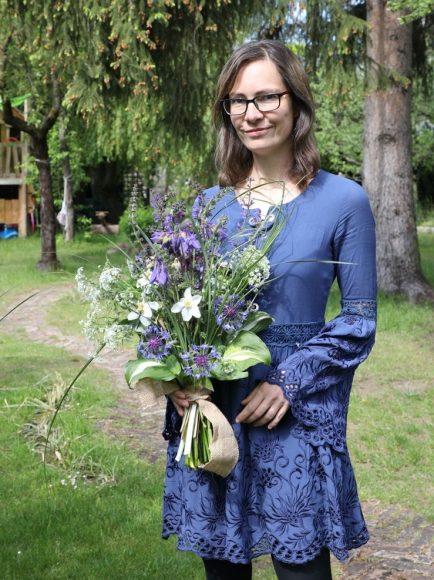 Finkenblumen in Falkensee: Essbare Blumensträuße aus dem eigenen Garten!