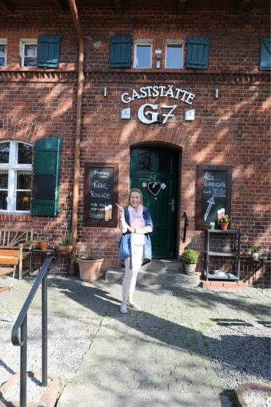 In der Gaststätte G7: Deutsche Hausmannskost in Corona-Zeiten zum Abholen!