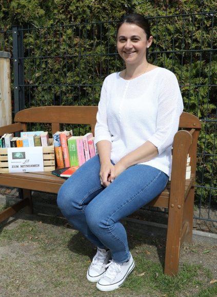 Jelena liest: Der kostenlose Bücher-Tauschplatz  in Falkensee!