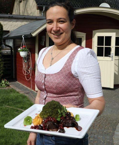 Abholdienste in Corona-Zeiten: Feine Küche: Zur Oase