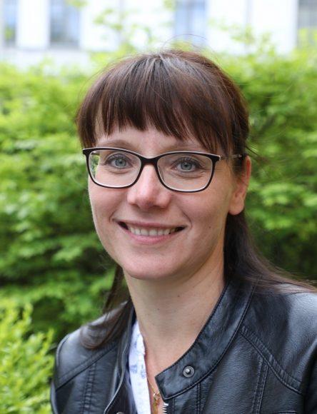Vertragt Euch bitte: Mareen Haertlé ist eine von zwei Schiedsfrauen in Nauen!