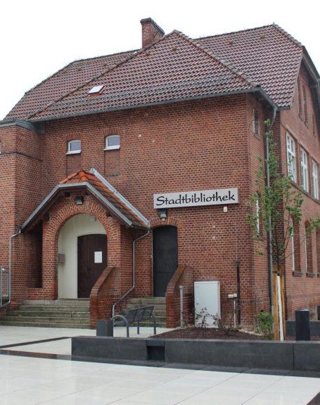 Die alte Falkenseer Stadtbibliothek ist kaum zu retten!