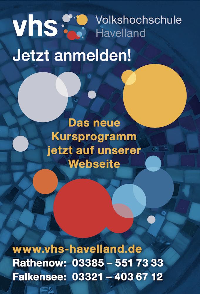 Besuchen Sie jetzt https://www.vhs-havelland.de