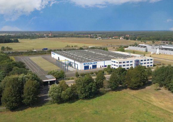 Stadler kommt ins Gewerbegebiet Perwenitz: Bahnhersteller hat Pläne!